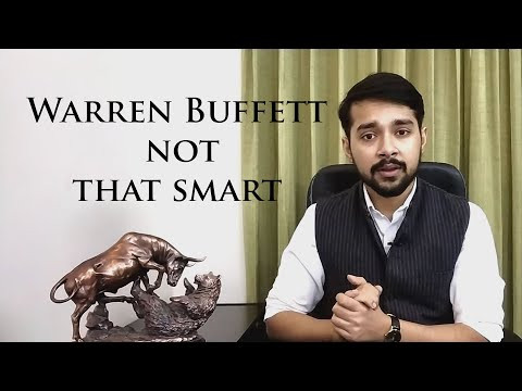 Truth Behind Warren Buffet!