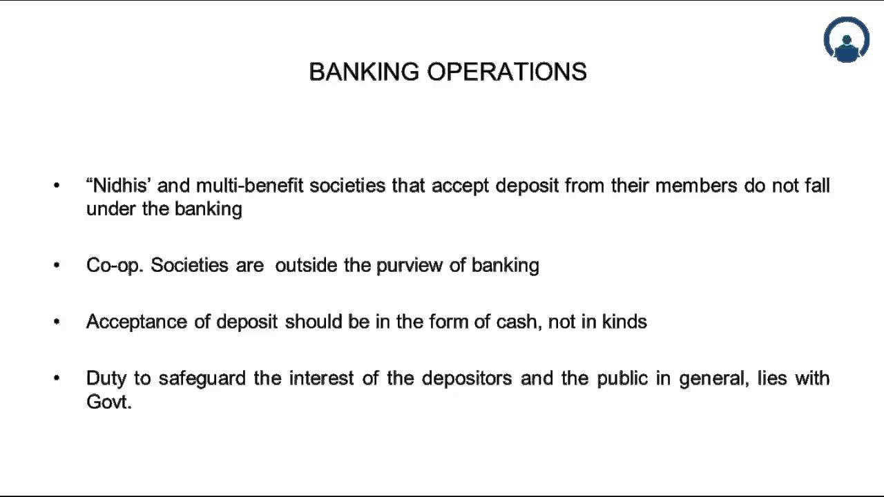 banking operations ppt