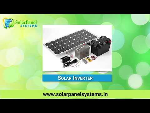 Solar PV System Manufacturer, Photovoltaic Systems Cost