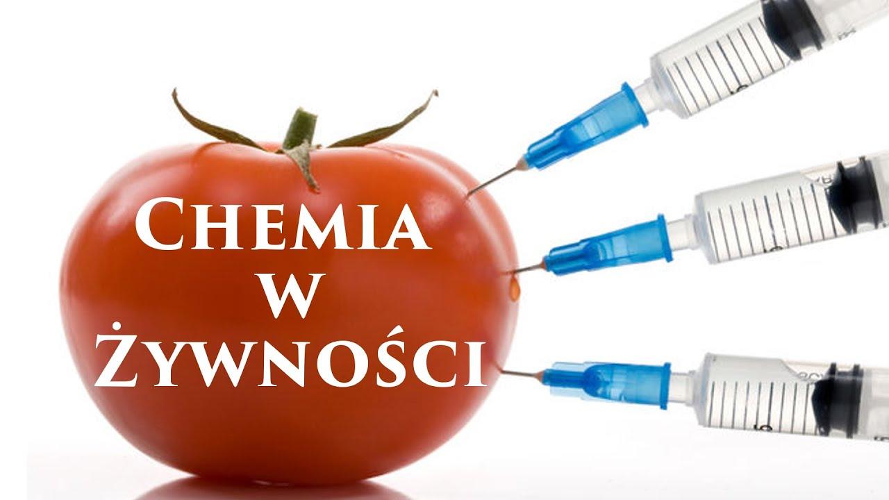 Znalezione obrazy dla zapytania chemia w zywności