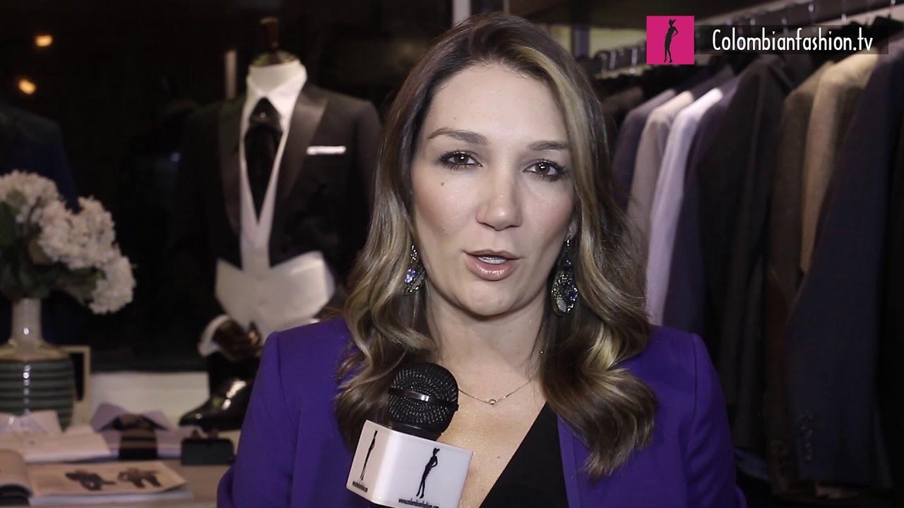 Entrevista Veronica Restrepo - Trajes para Novios