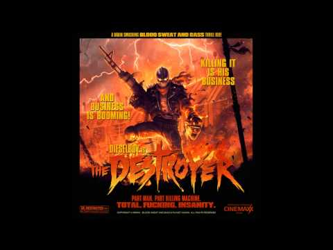 Dieselboy - The Destroyer [FULL MIX]