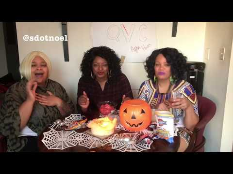 QVC After hours 'Halloween-A-Thon""