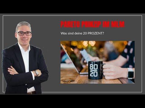 Pareto Prinzip im MLM - Wie erfolgreiche Networker es für Ihren Erfolg nutzen