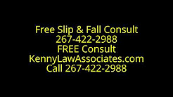 Philadelphia Slip and Fall Lawyer FREE Consult - 267-422-2988 Attorney Slip & Fall Injuries