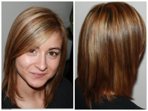 How to do highlights and low lights...make your own full had color at ...