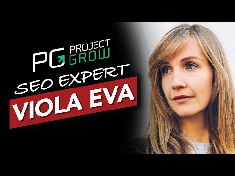 SEO STRATEGY 2020  - Viola Eva - Project Grow Show