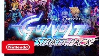 Azure Striker Gunvolt: Striker Pack - Announcement Trailer