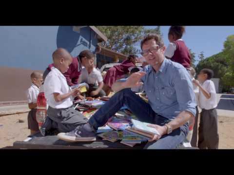 Stefan Gates' South African Taste Adventure -- Help a South African School