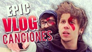 ElRubiusOMG Canciones ~ RUBIUS Y MANGEL EN NORUEGA | Epic Vlog