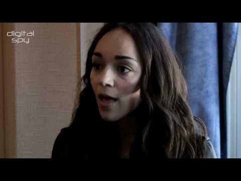 Ashley Madekwe chats 'Bedlam'