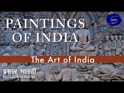 The Paintings of India - The Art of India
