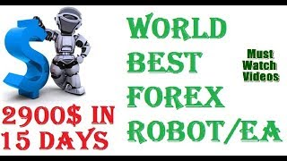 2990 usd profit in 15 days by forex robot.