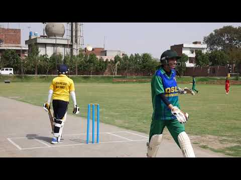 Abdul Moiz  11 Year Blowing In Abdul Qadar International Cricket Academy Lahore