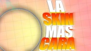 AGAR.IO | LA SKIN MAS CARA DEL JUEGO - EL ESPÍA | PokeR988
