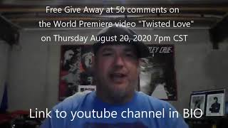 Free Give away Twisted Love by Voodoo13