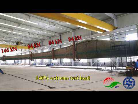 Chinese Academy of Sciences: Collapse Test of a 47-m Wind Turbine Blade