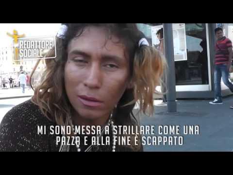 """Storia di Andrea, """"la trans di Termini"""" massacrata alla stazione"""