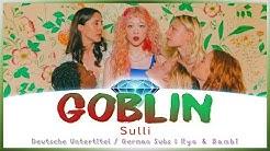 SULLI (설리) - Goblin (고블린) - Deutsch / German Lyrics / Deutsche Untertitel / Ger Sub / MV