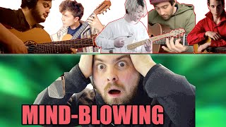 5 AMAZING Guitarists who will BLOW YOUR MIND