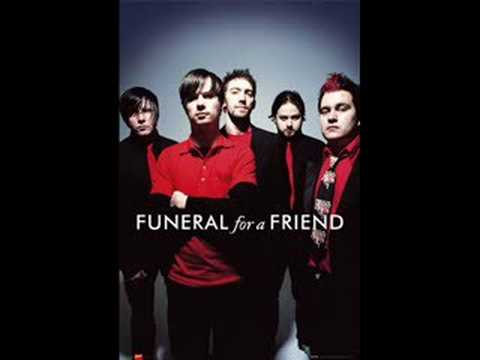 Funeral For A Friend - You Want Romance?