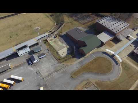 Gaffney Middle School Drone (Raw)