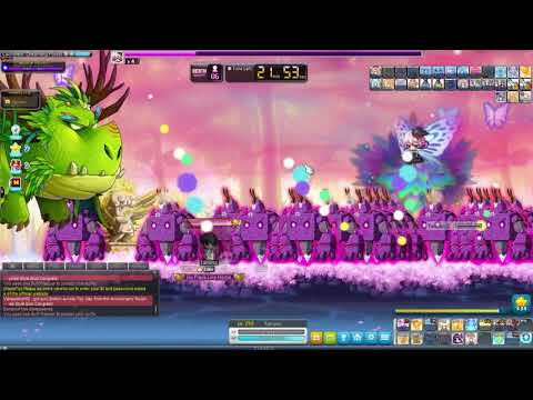 [GMS Reboot] Bishop Lucid solo attempt