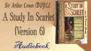 A Study In Scarlet Audiobook Sir Arthur Conan DOYLE
