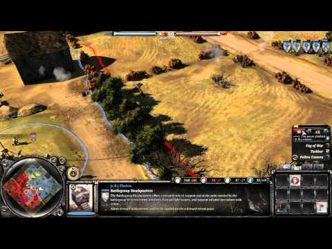 Company of Heroes 2-  OKW Played Right