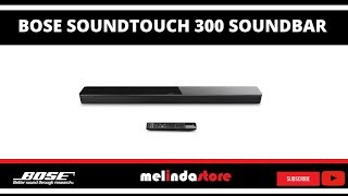 Unboxing and Install Bose Soundtouch 300 SoundBar