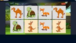 Игра для детей Дикие животные.