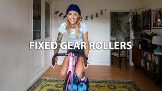 Fixed Gear Rollers The Pro Way