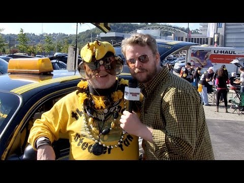 Tailgate Fan: Pittsburgh Steelers