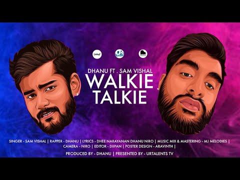 WALKIE TALKIE OFFICIAL LYRICAL MUSIC VIDEO | DHANU | SAM VISHAL | MJ MELODIES | URTALENTS TV