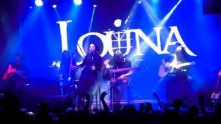 Louna Кто Если Не Мы Live In Stereo Hall 2016 10 27