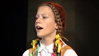 Suvalkiečių liaudies pasaka apie volungę (Lithuanian folk tale about orioles | Zanavykų tarmė)
