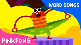 Clothes | Word Songs | Word Power | PINKFONG Songs for Children