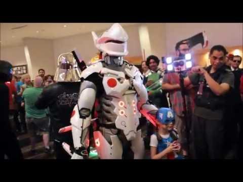 The Best Ever OverWatch Genji Costume