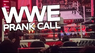 WWE Prank Phone Calls(McHenry Cruiser flirts with the operator at WWE Headquarters. Hilarity Ensues. Facebook: http://facebook.com/mchenrycruiserprank calls videos Twitter: ..., 2014-01-31T21:13:26.000Z)
