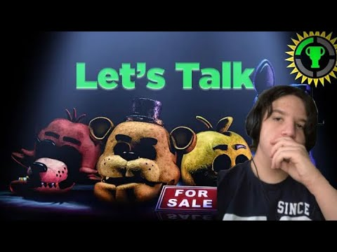 ImpulseEvan Reacts To Game Theory: We Need To Talk About FNAF