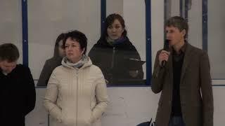 Сюжет от 31.10.2019: Турнир по хоккею памяти тренера Марата Гильманова