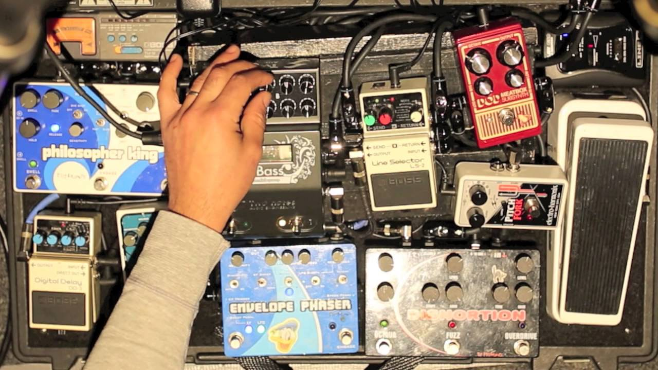 In pictures: the people's pedalboards   MusicRadar