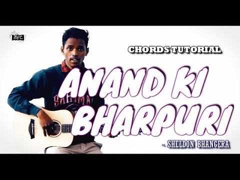 Anand Ki Bharpuri | Sheldon Bangera | Chords Tutorial | AFC Music | Popular Hindi Christian Song thumbnail