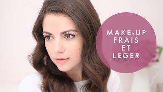 Maquillage frais et léger pour les beaux jours avec UNE Beauty Thumbnail