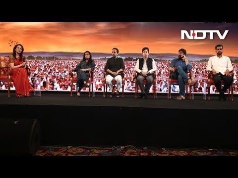 #NDTVYuva: Tomorrow's Leaders Get Candid About The Battle For 2019