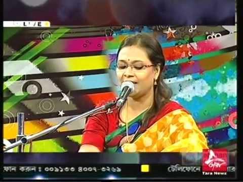 """""""Mohono Banshi Baje"""", performed by Sukanya"""