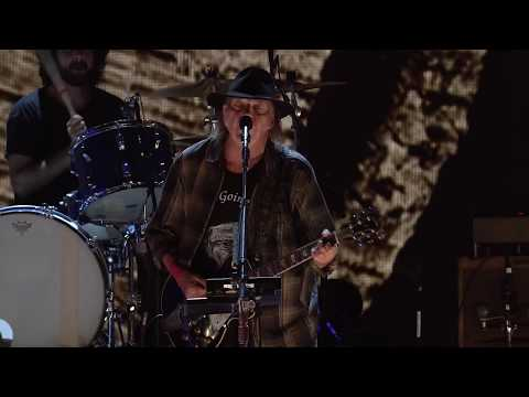Neil Young and Promise of the Real - Cinnamon Girl (Live at Farm Aid 2017)