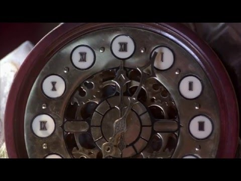 The Shining 1997  Clock