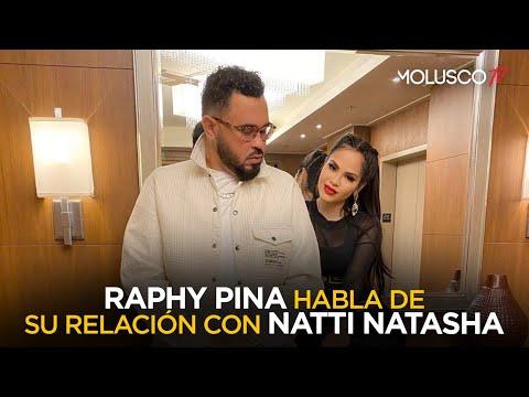 🔥EXCLUSIVA🔥Raphy Pina cuenta con lujo de detalles como enamoró a Natti