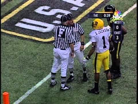 2005 Army Bowl | DeSean Jackson Flip